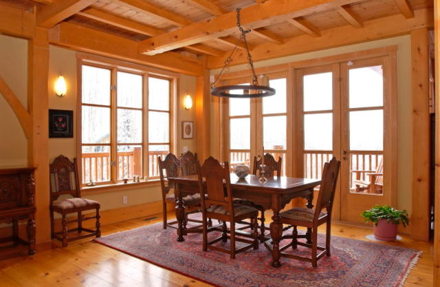 Fawn Hills traditional-dining-room