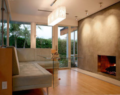 FCB:Design (Markus Canter) Project: Savona Road, Bel Air, CA 90077 modern-dining-room