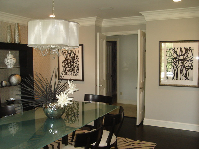 Featured Quot Artsy Quot Home Contemporary Dining Room
