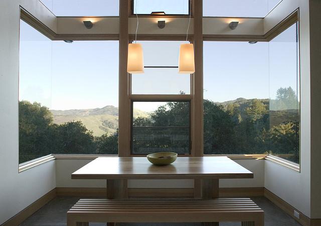 Feldman Architecture modern-dining-room