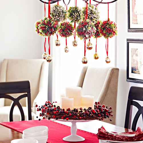Festive Dining Decorations