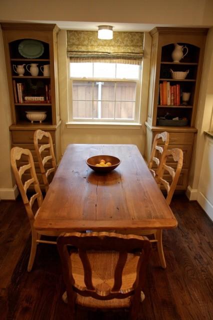Fieldcrest - Lake Highlands traditional-dining-room