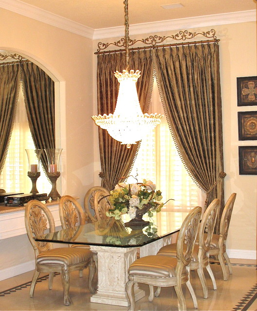 Finishing Touches dining-room