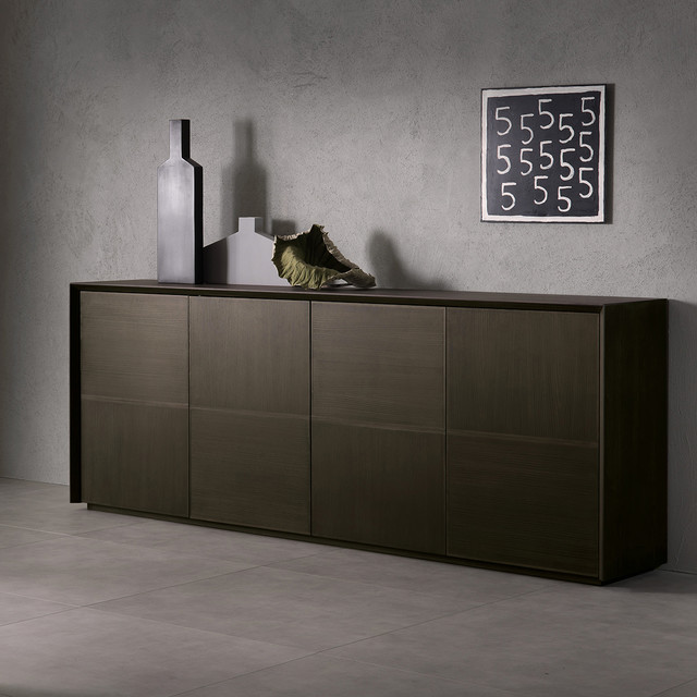 flair sideboard by pacini cappellini modern dining. Black Bedroom Furniture Sets. Home Design Ideas
