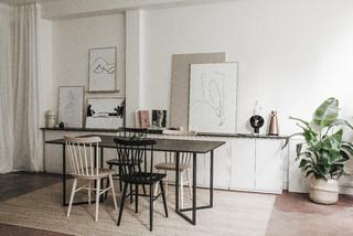 Salon Avec Un Mur Violet Photos Et Idees Deco De Salons