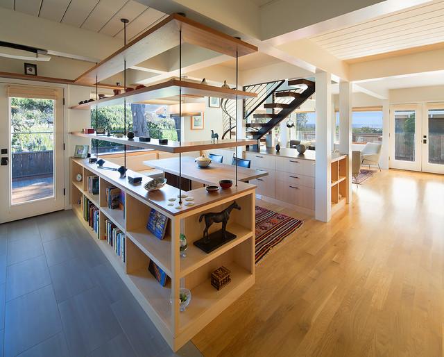 Floating shelves for Maison design com