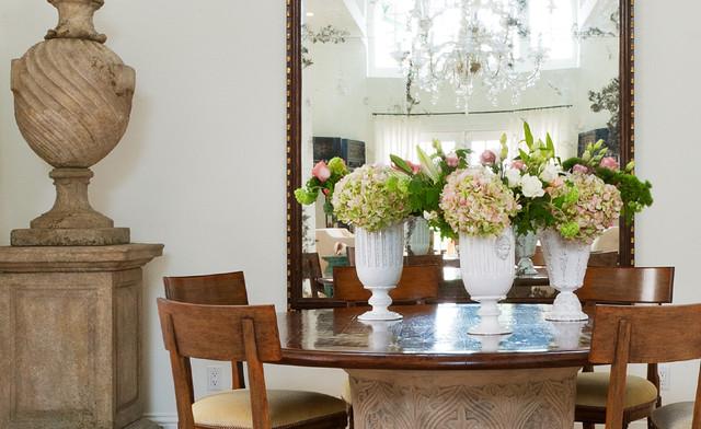 Naples, FL Mediterranean eclectic-dining-room