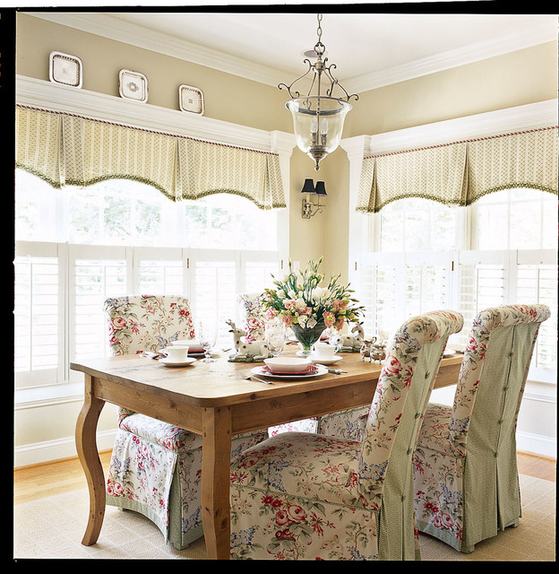 Fords Colony Traditional Dining Room Raleigh By