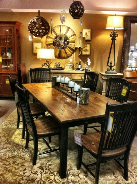 Formal Canadel Dining Set Traditional Dining Room
