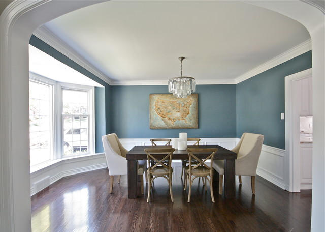 Formal dining room transitional dining room st louis for Dining room design questions
