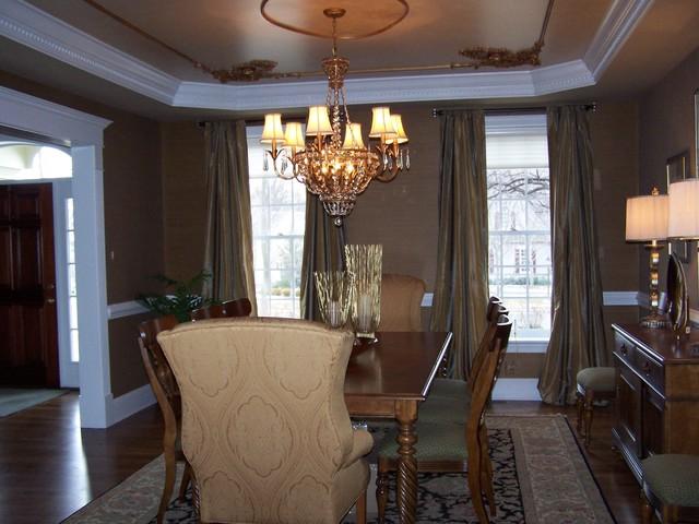Formal Dining Room Traditional Dining Room