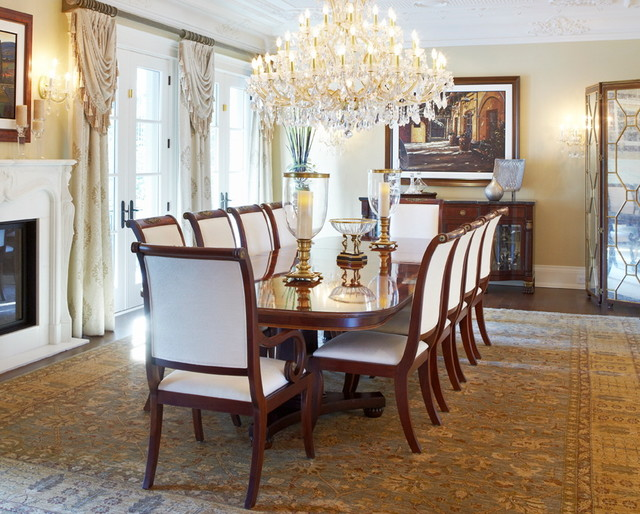 formal dining room traditional dining room toronto by paulina