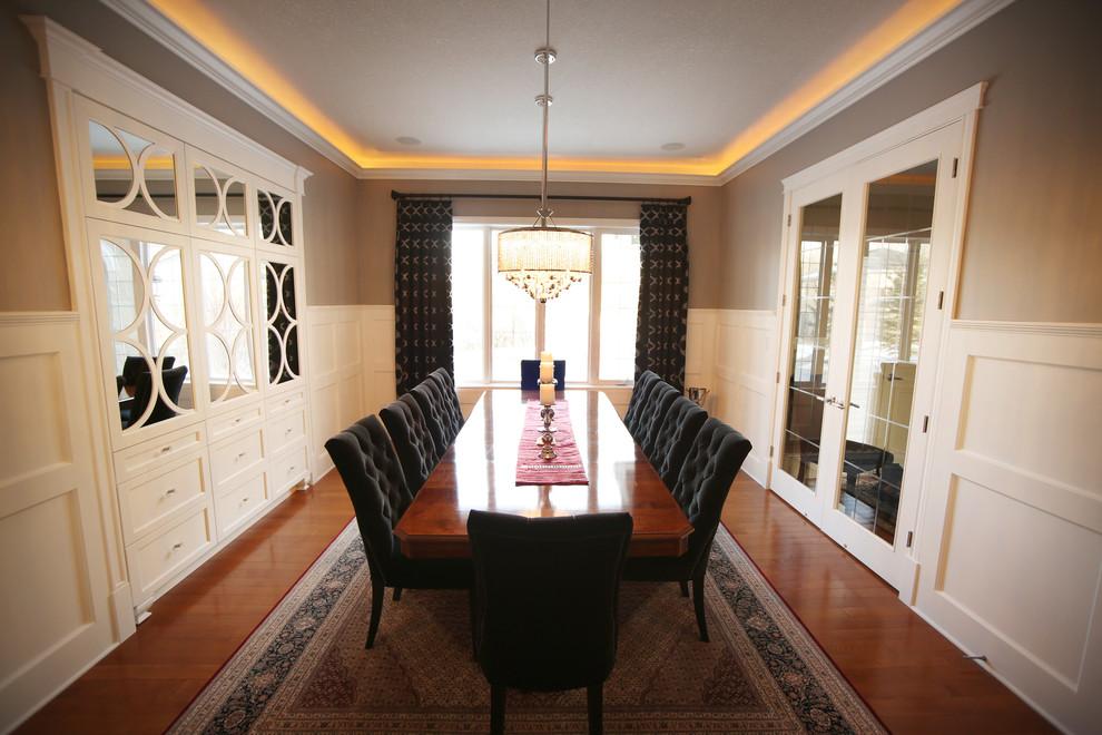 Formal Dining Room Remodel