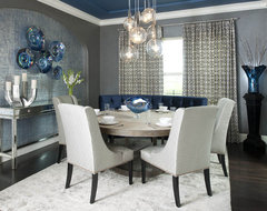Formal Dining Room modern dining room
