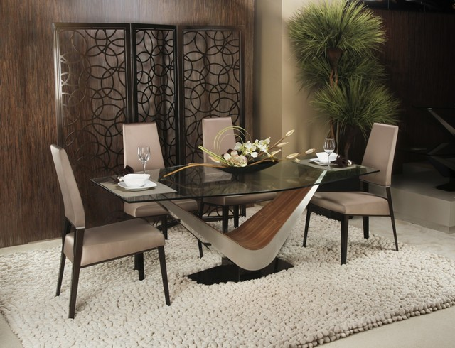 Formal Dining Room Contemporary Dining Room Orange County By Visions