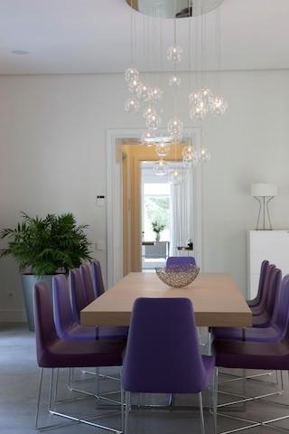 Formentera, Mallorca contemporary-dining-room