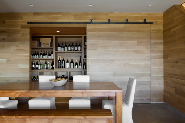Fort Defiance Hill Contemporary Dining Room