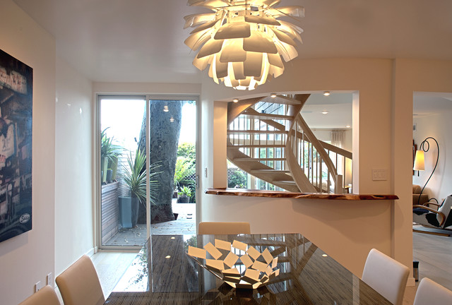Fougeron Architecture contemporary-dining-room