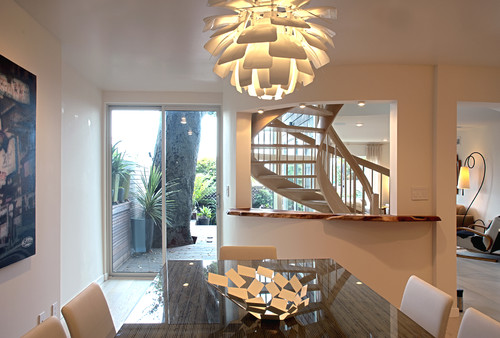 Fougeron Architecture contemporary dining room