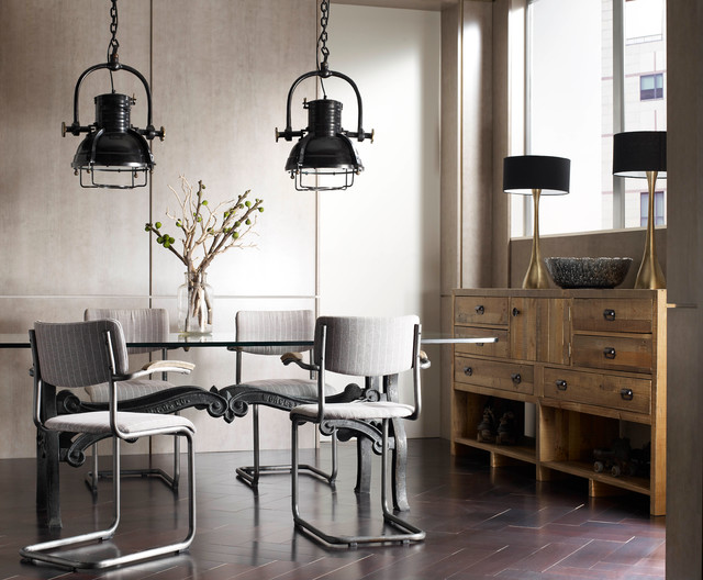 Four Hands Collection Contemporary Dining Room