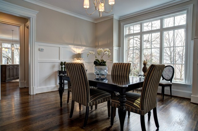 Franklin Ave traditional-dining-room