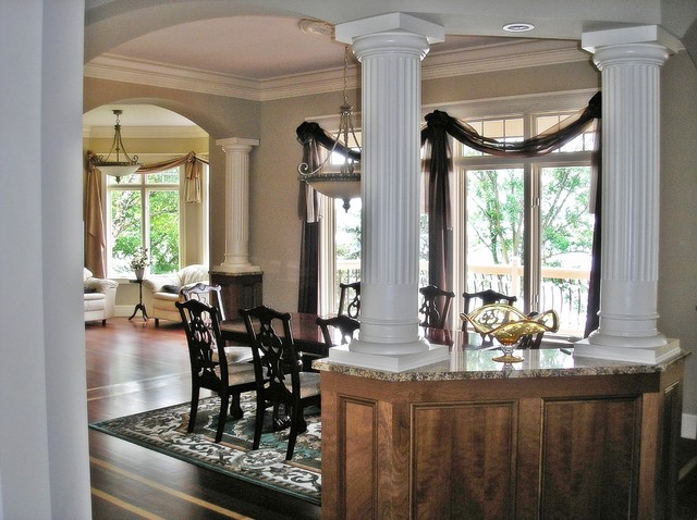 Fredrick traditional-dining-room