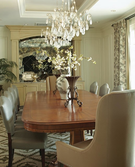 French Country Gets Fresh (CO Homes & Lifestyles August 2012) traditional-dining-room