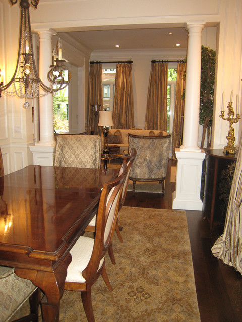 French Dining Room Traditional Dining Room Phoenix