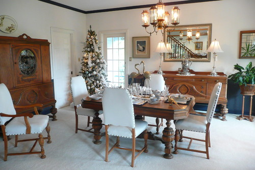 Photo By Michelle Browse Traditional Dining Room Ideas