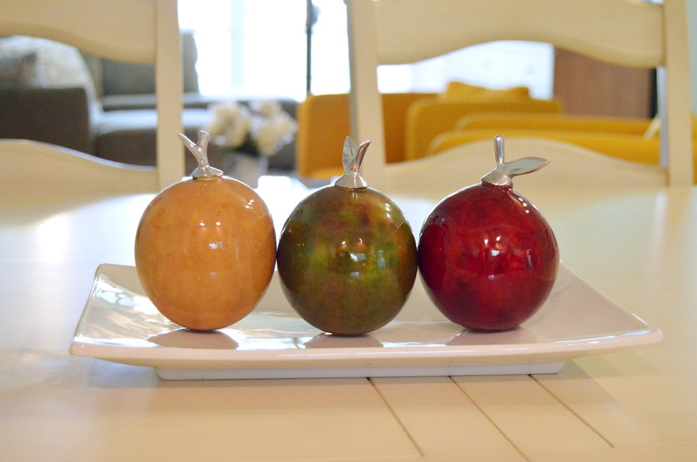 Fruit Centerpieces Modern Dining Room Miami By Swift Decor