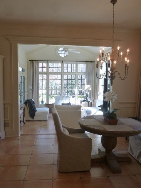 Full Interior Remodeling traditional-dining-room