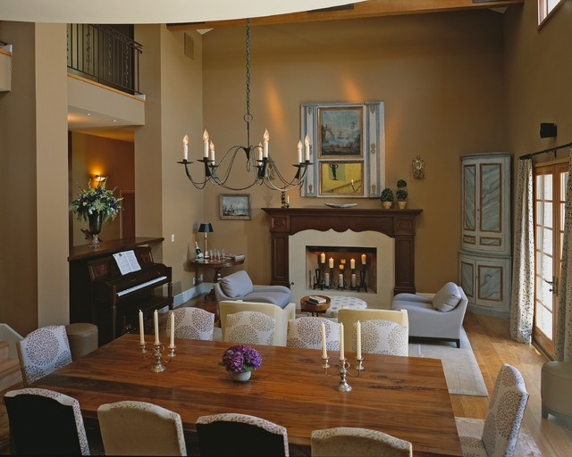 furniture and accessories mediterranean dining room