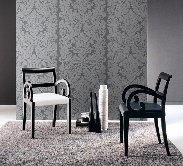 Garbo Chairs contemporary-dining-room