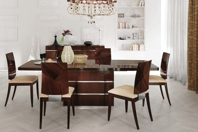 GARDA DINING SET By ALF ITALIA Contemporary Dining Room