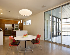 garner contemporary dining room