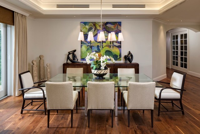 Gary david designs for Dining room design questions