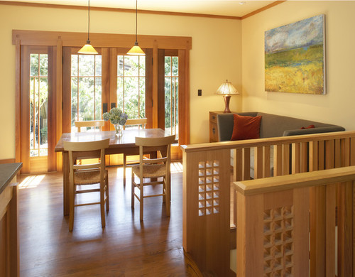 Designing Home 6 Options For Painting Trim. Slate Blue Wood Trim