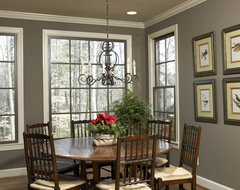 Gathering Place traditional dining room