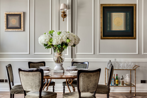 Photo By Barlow Design More Traditional Dining Room Ideas