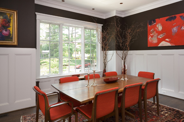 Georgetown Development traditional-dining-room