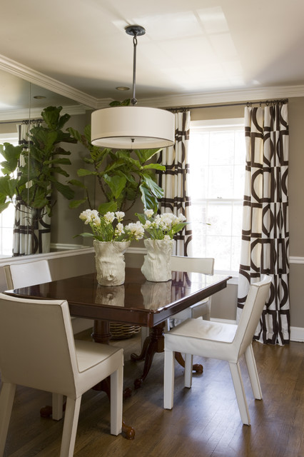 Georgetown Residence Transitional Dining Room Dc