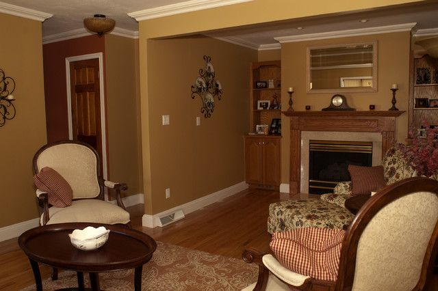 Get Rich Color into my rooms......... dining-room
