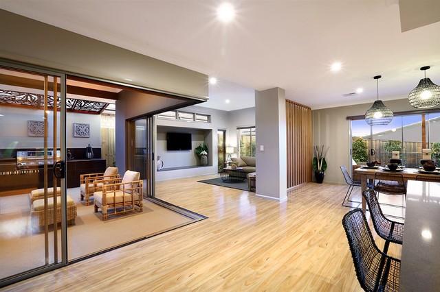 Display Homes Interior: GJ Gardner Display Home North Lakes
