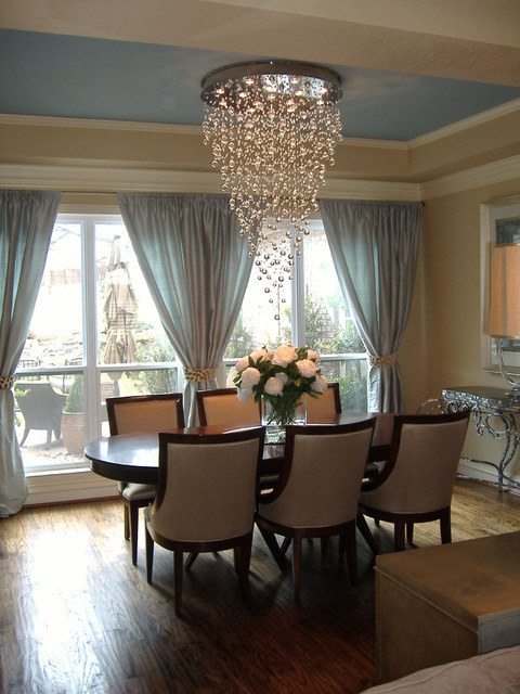 Glamorous Dining Room Dallas By An