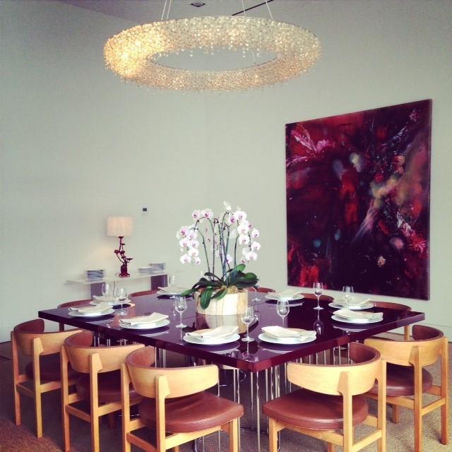 Glamorous Dining Rooms