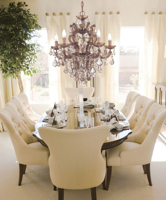 Glamorous Fashion Lighting Traditional Dining Room Chicago .