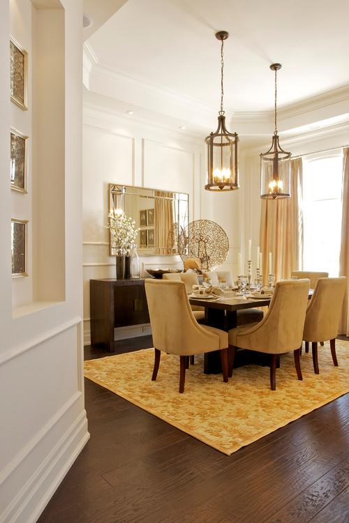 Design Trend Dual Dining Room Chandeliers Browndaniel Real Estate