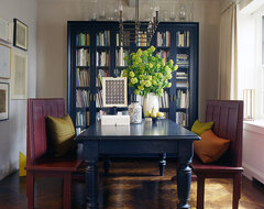 Glenn Gissler Design contemporary-dining-room