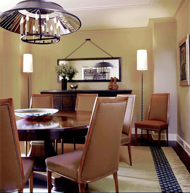 Glenn gissler design for Dining room design questions