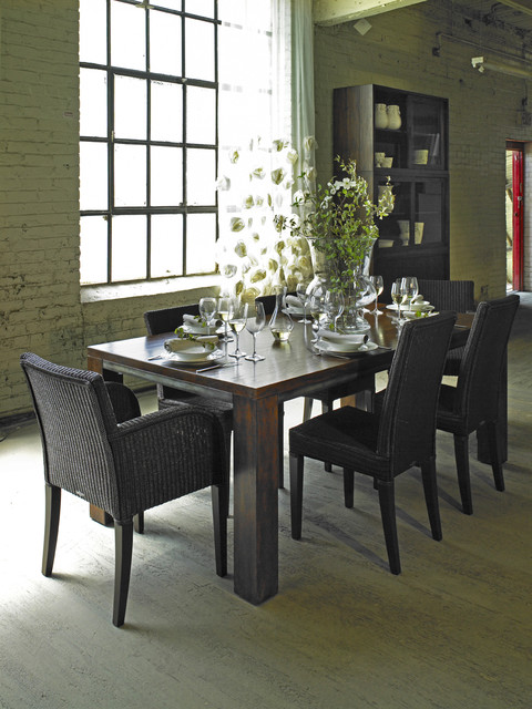 Global Living / Bluefish Home - Showroom transitional-dining-room